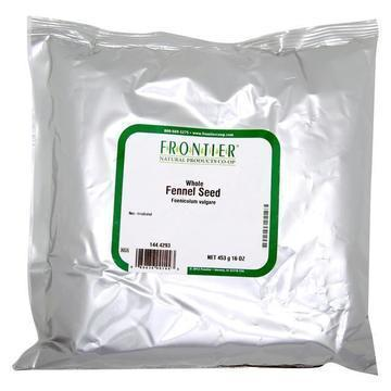 Frontier Herb Fennel Seed - Whole - 1 lb.