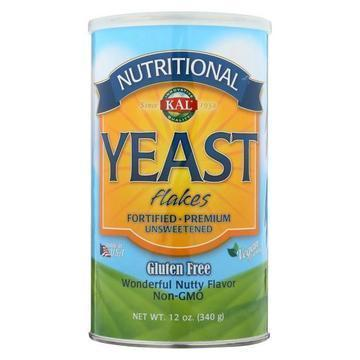 Kal Yeast Flakes - 12 oz