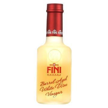 Fini Vinegar - White Wine - Case of 6 - 8.45 oz