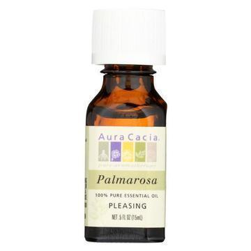 Aura Cacia - Pure Essential Oil Palmarosa - 0.5 fl oz