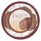 Laceys Cookies - Dark Chocolate Almond  - Case of 24 - 8 oz.