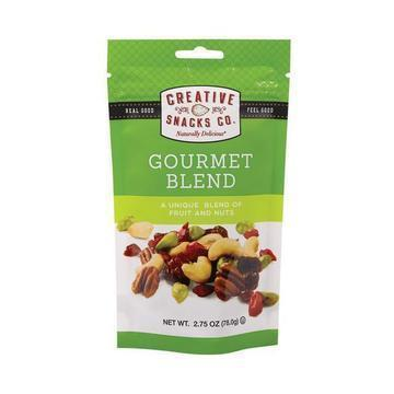Creative Snacks - Gourmet Blend - Case of 6 - 2.75 oz