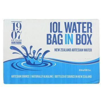 1907 - New Zealand Artesian Water - 338 fl oz.