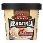 Mccann's Irish Oatmeal Instant Oatmeal Cup - Maple Brown Sugar - Case of 12 - 1.9 oz