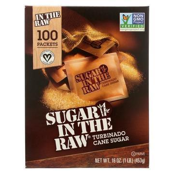 Sugar in The Raw Sugar in The Raw - Packets - Case of 8 - 100 PK