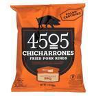 4505 - Pork Rinds - Chicharones - BBQ - Case of 24 - 1 oz