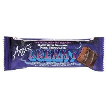 Amy's - Candy Bar - Organic - Dreamy - Case of 12 - 1.3 oz