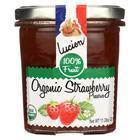 Lucien Georgelin Fruit Spread - Organic - Strawberry - Case of 6 - 11.28 oz