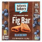 Nature's Bakery Stone Ground Whole Wheat Fig Bar - Blueberry - Case of 6 - 2 oz.