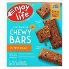 Enjoy Life - Snack Bar - Carrot Cake - Case of 6 - 5.75 oz.