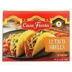 Casa Fiesta - Taco Shells 12 Shells Box - Case of 12-4.6 oz