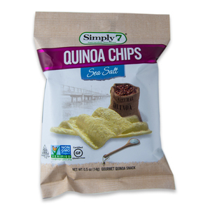 Sea Salt Quinoa Chip