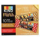 Kind Mini Bars -Variety Pack - Case of 8 - 10/.7 oz