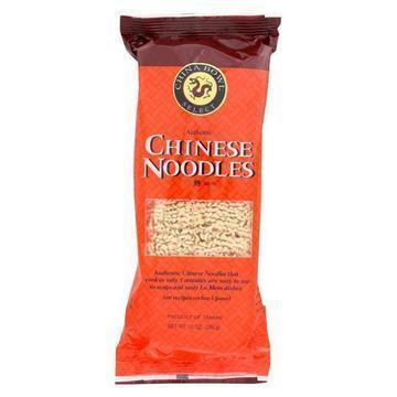 China Bowl - Noodles - Chinese Noodles - Case of 6 - 10 oz.