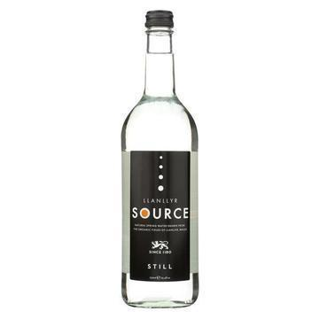 Llanllyr Source Water Still Water - Glass - Case of 12 - 25.4 fl oz