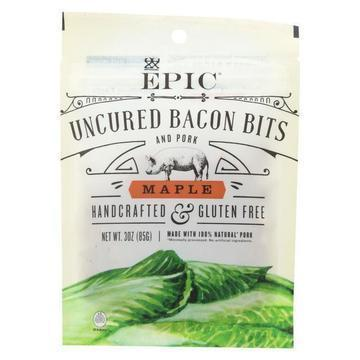 Epic - Bites - Maple Bacon - Case of 10 - 3 oz