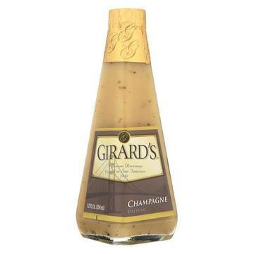 Girard?s Champagne Dressing - Case of 6 - 12 Fl oz.