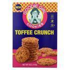Goodie Girl Cookies Cookies - Toffee Chaos - Case of 6 - 6 oz