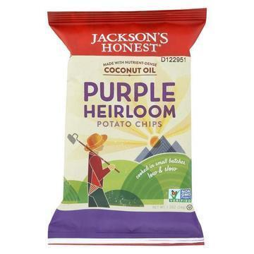 Jackson's Honest Chips - Chips - Purple Heirloom - Case of 36 - 1.2 oz.