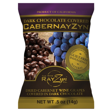 Dark Chocolate Covered CabernayZyn