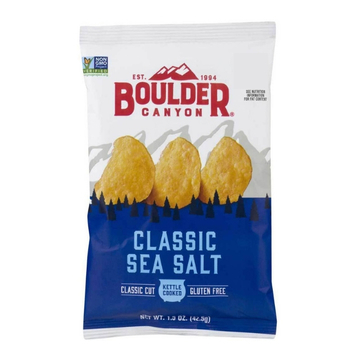 Kettle Cooked Sea Salt Potato Chips