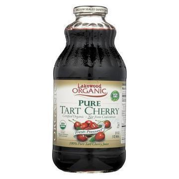 Lakewood - Organic Juice - Tart Cherry - Case of 6 - 32 fl oz.