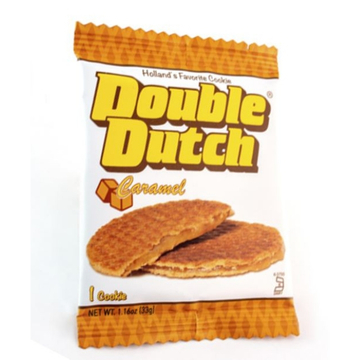 Caramel Stroopwafel By Double Dutch Snack Shop Love With Food