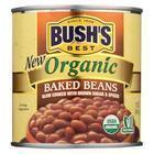 Bush's Best - Baked Beans - Organic - Case of 12 - 16 oz.