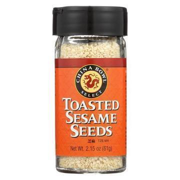 China Bowl - Toasted Sesame Seeds - 2.25 oz.