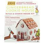 Dancing Deer Baking Company - Pre-baked Gingerbread House Kit - Case of 6 - Count