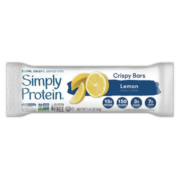 Lemon Crispy Bar
