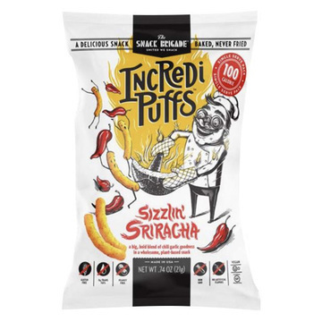 Sizzlin' Sriracha IncrediPuffs