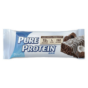 Dark Chocolate Coconut Protein Bar