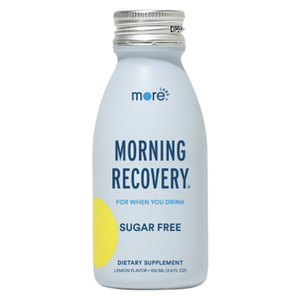 Sugar Free Morning Recovery