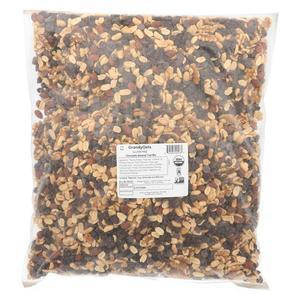Grandy Oats Trail Mix - Chocolate Almond - Case of 10 - 1 lb.