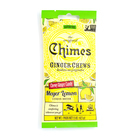 Meyer Lemon Ginger Chews