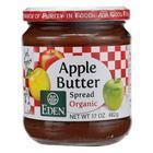 Eden Foods Organic Apple Butter Spread  - Case of 12 - 17 OZ