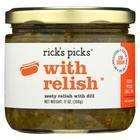 Rick's Picks With Relish Zesty Relish With Dill - Case of 6 - 11 OZ