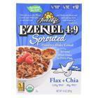 Food For Life Ezekiel 4:9 Sprouted Flourless Flake Cereal  - Case of 6 - 14 OZ