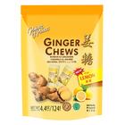 Lemon Ginger Chews