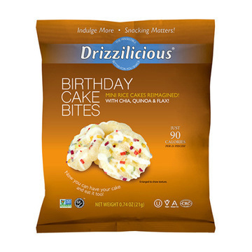 Birthday Cake Bites